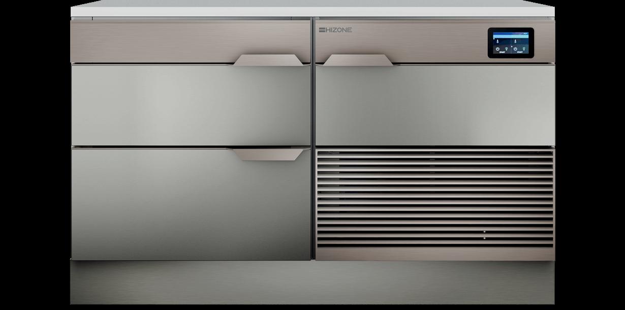 Hizone - Top chef drawers